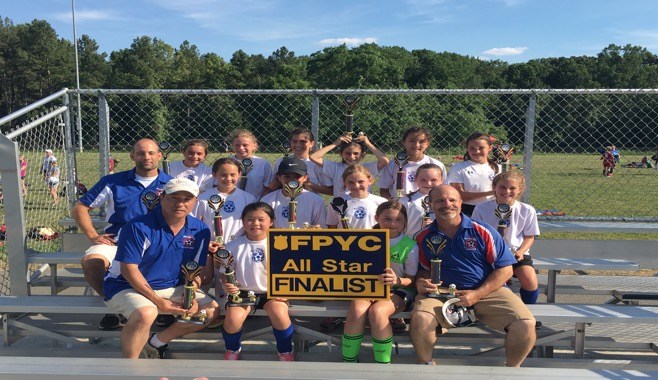 U11G Father's Day All Star Finalists